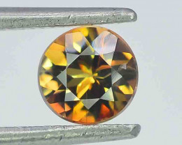 0.55 Carats Natural Double Shade Color Andalusite Gemstones