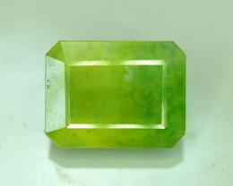 NR Auction - 7.87 cts Natural Grasolar Idocrase Gemstone