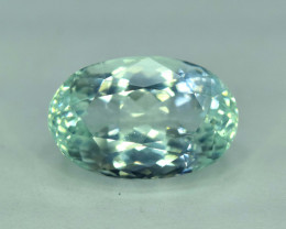 8.25 cts Top Grade Natural Aquamarine Gemstone-HK#1