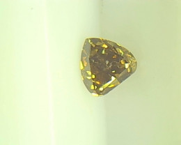 0.22ct  Diamond , 100% Natural Untreated