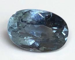 1.95 cts Blue Tourmaline - No Reserve Auction