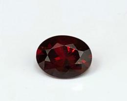 1.65 cts Garnet Gemstone - No Reserve Auction