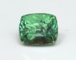 2.45 cts Green Tourmaline - No Reserve Auction