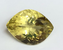 33.95 cts Citrine - No Reserve Auction