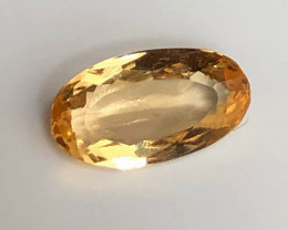 1.75 cts Imperial Topaz - No Reserve Auction