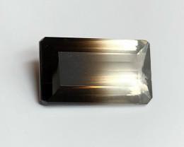 14.25 cts Phantom Citrine - No Reserve Auction