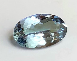 1.16 cts Tanzanite - No Reserve Auction