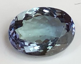 1.69 cts Tanzanite - No Reserve Auction
