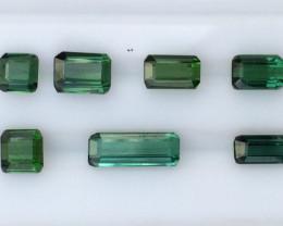 5.48cts Very beautiful Tourmaline Gemstones