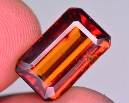 Gorgeous Color 6.20 Ct Natural Hessonite Garnet