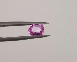 IGL Certified Sapphire 0.909 Carats
