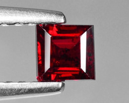 0.43 CT RED RUBY BEST COLOR GEMSTONE RB35