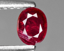 0.50 CT RED RUBY BEST COLOR GEMSTONE RB38
