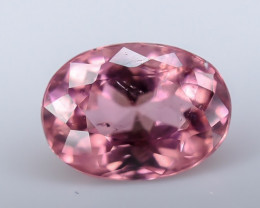 1.39 Crt Pink Tourmaline Faceted Gemstone (R10)