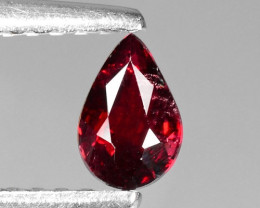 0.35 CT RED RUBY BEST COLOR GEMSTONE RB40