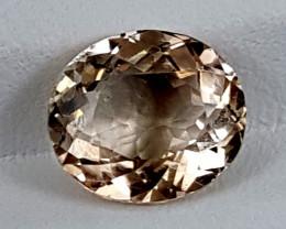 4.70Crt Natural Topaz  Best Grade Gemstones JI145