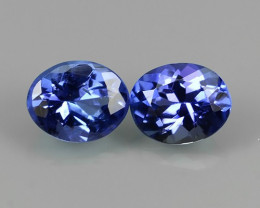 GLITTERING LUSTER  COLLECTORS GEM NATURAL TANZANITE NR!