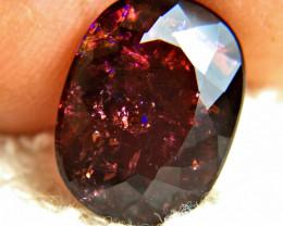 10.86 Carat Fancy Purple African Tourmaline - Superb
