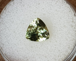 1,67ct light green Tourmaline
