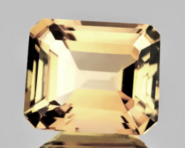 4.23ct GORGEOUS  CARAMEL GOLD TOPAZ GEM -