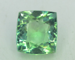 10.20 Ct Green Spodumene Gemstone From Afghanistan
