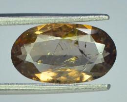 Rare 2.15 ct Multicolor Natural Axinite