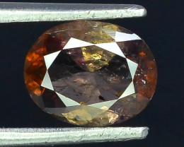 Rare 1.15 ct Multicolor Natural Axinite
