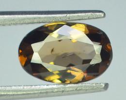 Rare 1.10 ct Multicolor Natural Axinite