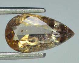 Rare 1.50 ct Multicolor Natural Axinite