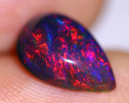 1.41cts Natural Ethiopian Welo Smoked Opal /05