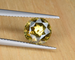 Natural Chrysoberyl 2.64 Cts Faceted Gemstone