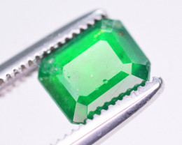 Top Quality 0.75 Ct Natural Emerald From Swat