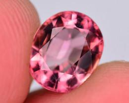 Top Grade 1.70 Ct Natural Pink Tourmaline