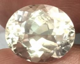 Luminous 5.35 ct Oval Peach Morganite G281