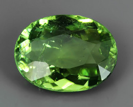 3.75 CTS GENUINE NATURAL EARTH MINED UNHEATED GREEN MOZAMBIQ-TOURMAILNE