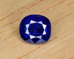 GIA Certified Natural Sapphire 0.73 Cts from Cambodia