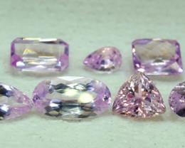 NR - 54.90 Carats Pink Kunzite Gemstones Parcel