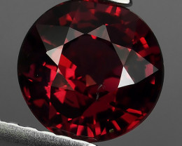 1.75~CTS TOP DAZZLING NATURAL ULTRA PINKISH RED COLOR 7MM RHODOLITE GARNET!
