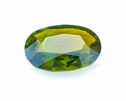Natural color Chrome Tourmaline 2.35 cts - Tanzania