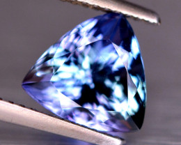 2.64 Crt Natural Tanzanite from Tanzania with IGEC certificate