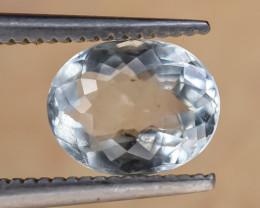 1.30 Crt Aquamarine Faceted Gemstone (R11)