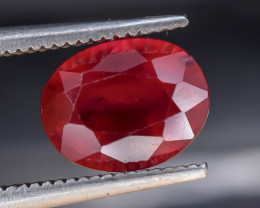 2.80 Crt Composite Ruby Faceted Gemstone (R11)