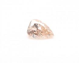 Natural Fancy Orange Brown Diamond GIA certified