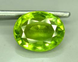 NR Auction ~ 4.55 Carats Olivine Green Natural Peridot Gemstone