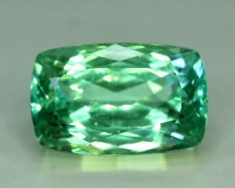 No Reserve - 19.90 Carats Lush Green Spodumene from Afghanistan