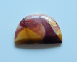 93.5cts Mookite Jasper Cabochon, Birthstone,Healing Stone B302