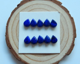 New Lapis lazuli Gemstone Cabochons Designer Making ,Wholesale B316