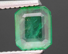 1.41 ct Zambian Emerald SKU-10
