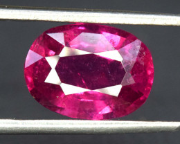 3.60 cts Beautiful Rubelite Tourmaline Gemstone