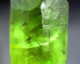 Peridot Crystal , Olivine Peridot , Rutile Peridot Crystal from Sapat Pakis